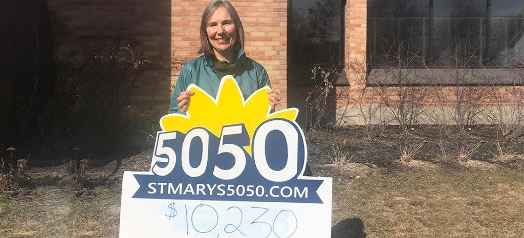 5050 February Winner 2021